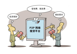 P2P网络借贷平台
