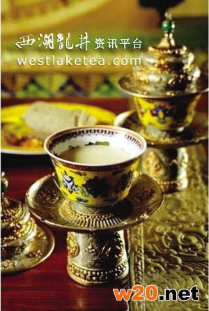 拉萨甜茶的历史来由(图)
