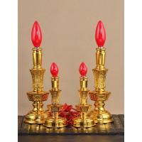 家用供佛电烛led灯 插电电子蜡烛台
