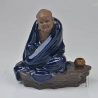 静观罗汉十八罗汉陶瓷工艺品