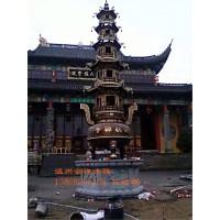 宗祠堂寺院寺庙景区铜铁香炉宝鼎纸炉焚经炉