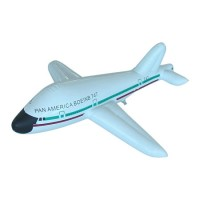 充气玩具飞机