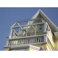 上海钢塑复合结构阳光房