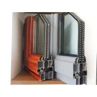 太原豪门76系列三玻断桥铝窗加工制作