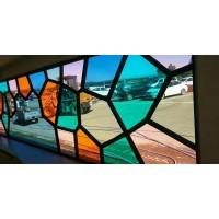 上海艺术镶嵌玻璃加工