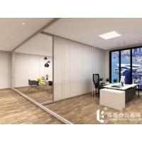 上海全景双玻璃隔断设计制作