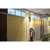 上海办公隔断木饰板隔墙