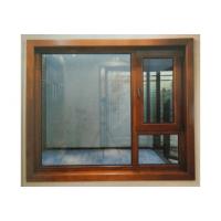 山西太原尊贵铝木复合窗安装制作