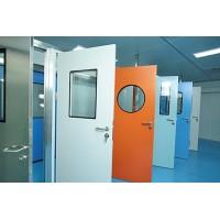 洁净门根据材质型式有哪些分类