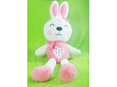 享哈兔毛绒玩具图3