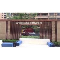 上海不锈钢景墙加工