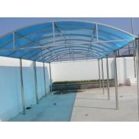 上海不锈钢雨棚制作加工