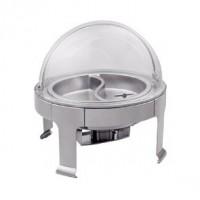 龙岩圆形全钢透视餐炉