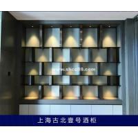 上海不锈钢酒架定制