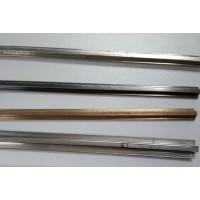 304不锈钢实心T型装饰条 T6 T8 T10定制