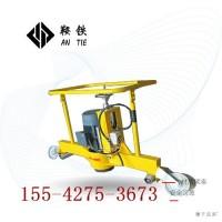 鞍铁电动钢轨仿形打磨机铁路维修设备技能