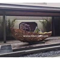 不锈钢景观工程金属造型加工定制