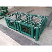 济南 5-7人笼式足球场围网 球场围栏网厂家 加工定制