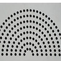 工厂销售镀锌冲孔板  冲孔板规格